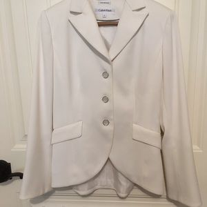 Calvin Klein suit w/ skirt